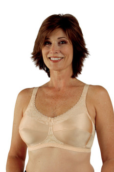 Style 770 Mastectomy Bra  by Classique - Beige