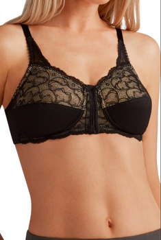 Ellen Front Closure Non-Wire Mastectomy Bra