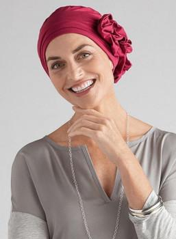 Soft Bamboo Organic Chemo Hat  by Amoena