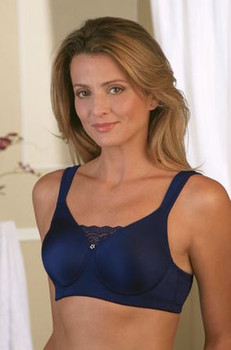 Seamless Padded Camisole Bra for Mastectomy