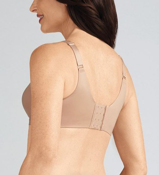 Back Smoothing Mastectomy Bras - Magdalena Padded Wire Free Bra by Amoena