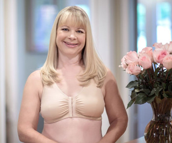 Cotton - After Mastectomy Leisure Bra by American Breast Care