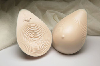 Extra Lightweight Breast Form | Basic Tapered Oval Style 875 by Nearly Me