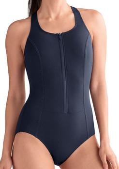 Key West One Piece Swimsuit- Dark Navy Amoena Mastectomy Swimwear
