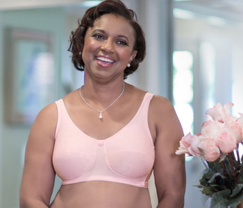 ABC Mastectomy Bra Rose Contour 103-Pink