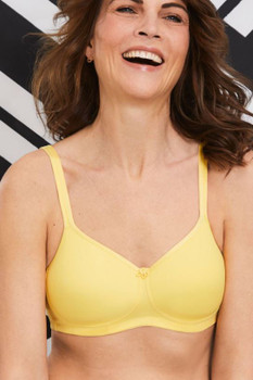 Mara Wire Free Bra -   Seasonal Color -Sunshine
