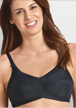 Martha Fiber filled Soft Cup Bra by Anita - black
