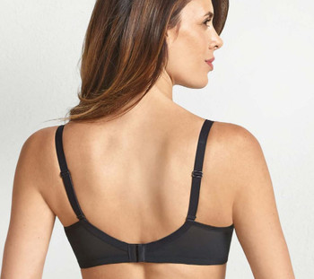 Martha Fiber filled Soft Cup Bra by Anita - black - back
