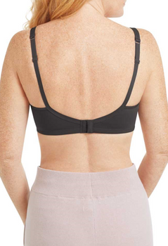 Padded Seamless Mastectomy Bra Mara  back hooks