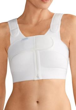 Compression Belt | Post Op Compression Belt-white  Breast Implant stabilizer