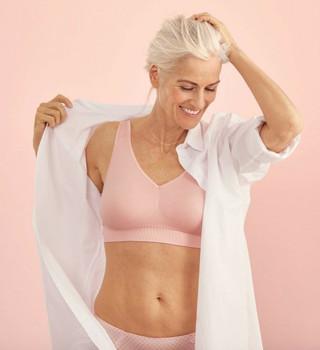 Mastectomy Bra | Lotta Crop Top Bra - Lotus by Anita