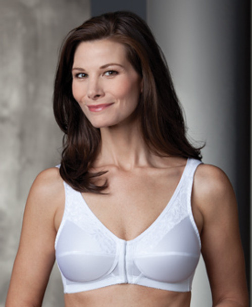 cdaf4e1f07 Mastectomy Bra with Front and Back Closure - Bethany by Trulife