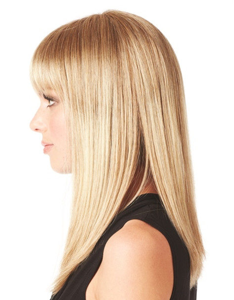Lucy Wig by Revlon Monofilament Crown   Synthetic   Long Wig