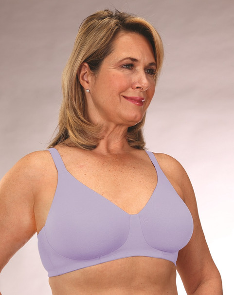 Cotton Bra - Cotton Mastectomy Bra Allergy Free Cotton Bra for sensitive skin after breast surgery.