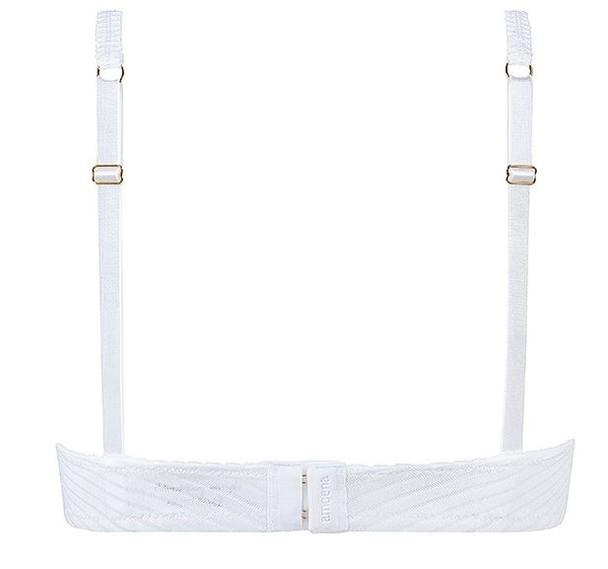 Luxury Mastectomy Bra Karolina - Padded Wire-Free Bra By Amoena-Back of bra