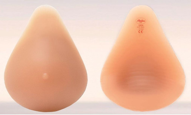 Oval Breast Prosthesis 1022X, Tear Drop Breast Form by Anita