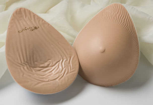 Nearly Me  Lites Full Oval Style 245 Breast Prosthesis