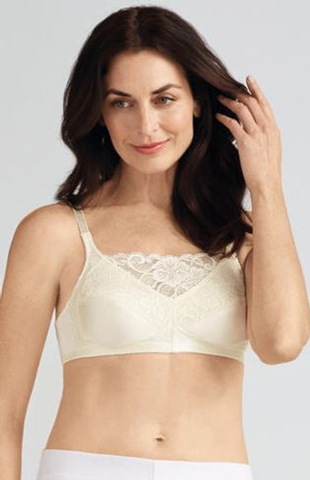 Isabel Non - Wired Camisole Mastectomy Bra Candlelight