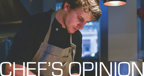 CHEF's OPINION | Aster Welleman