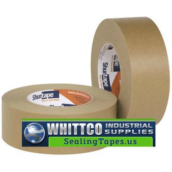 FP115 72mmx55m Flatback Kraft Paper Tape