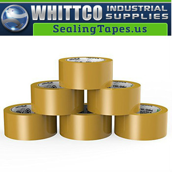 Carton Sealing Tape Acrylic 2x100 1.7 mil Tan ( 2x100-1.7-Tan)