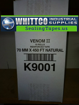 Venom II Water Reinforced Activated Tape (Venom II-K9001)