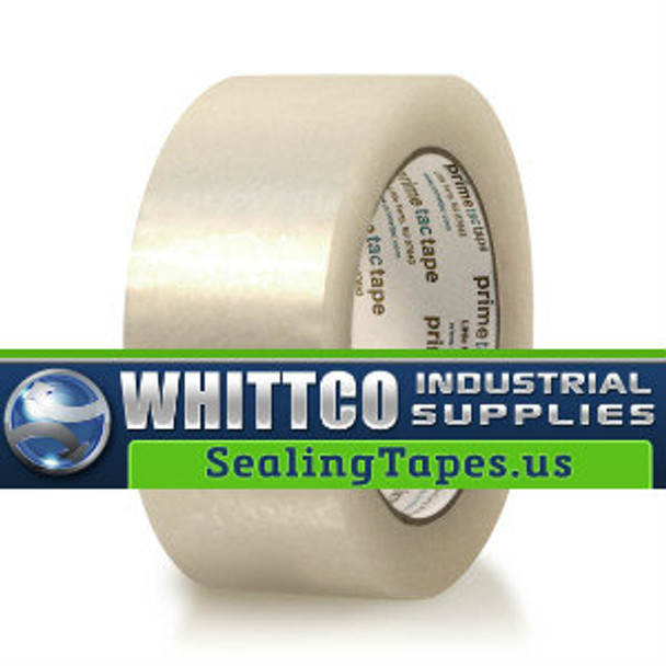 Primetac Acrylic 2x110 Translucent -Clear Tape 1.88 mil 405-2x110-Clear