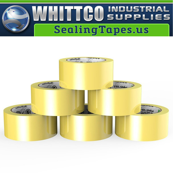 Carton Sealing Tape Acrylic 2x100 1.7 mil (2x100-1.7-Clear)
