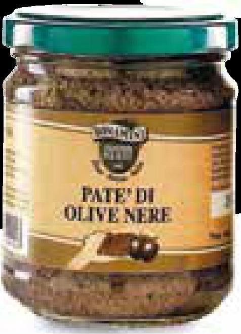 Black olive paste 180g