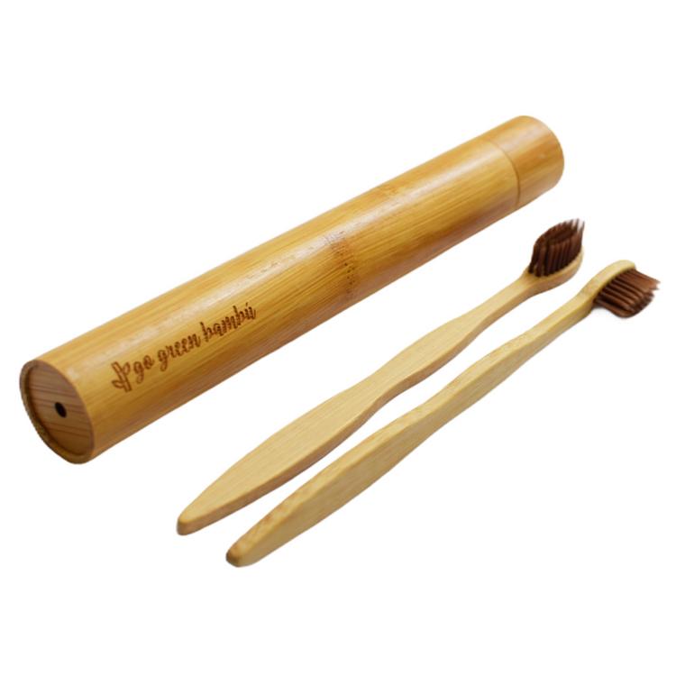 Estuche de Bambú