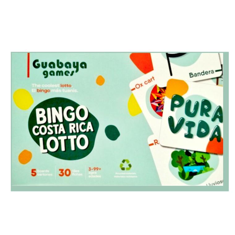 Bingo de Costa Rica