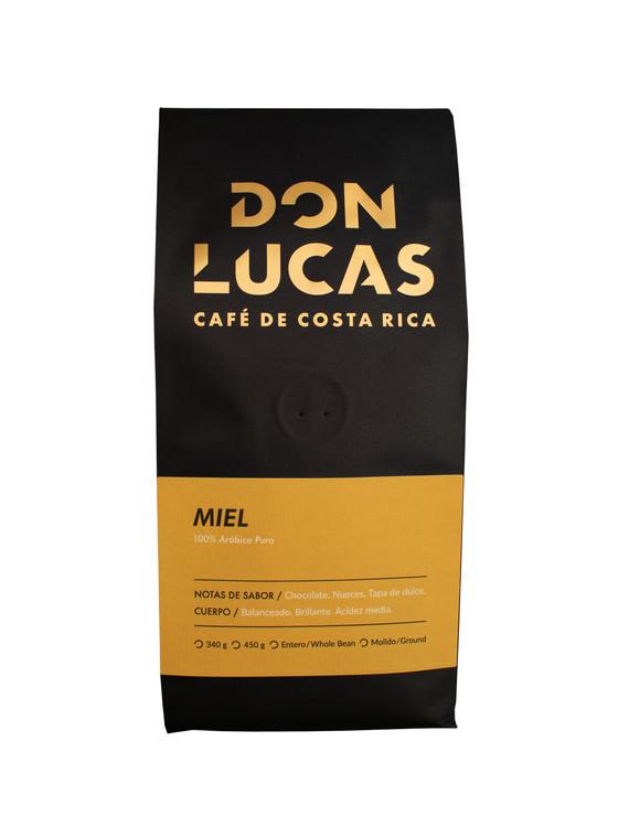 Café Proceso Miel (340g)