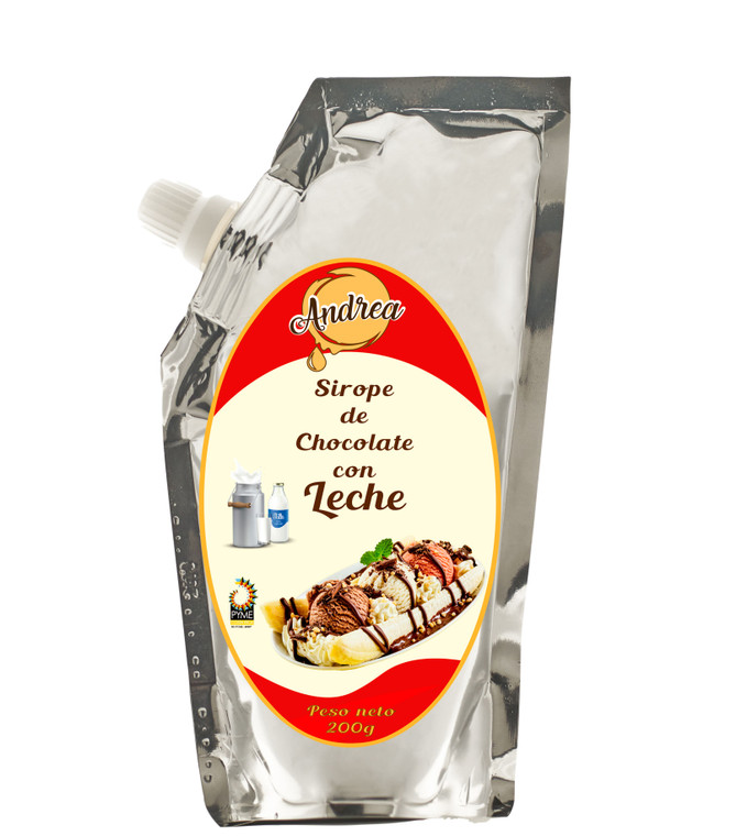 Duo Pack Sirope chocolate con leche