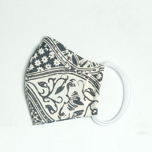 Reusable Face Mask (M, L) - Batik 59
