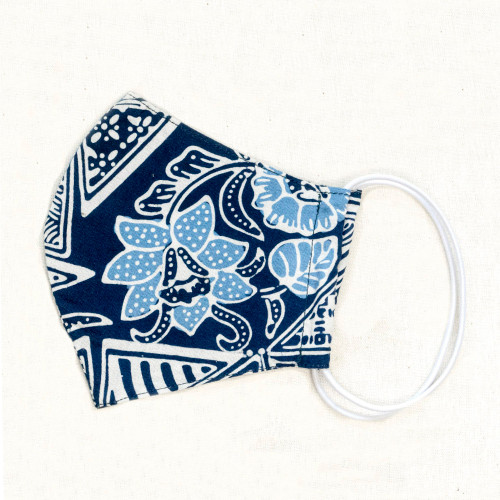 Reusable Face Mask (M) - Batik 61