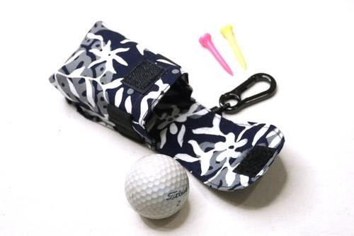 Golf Ball Holder - Various Batik Motifs
