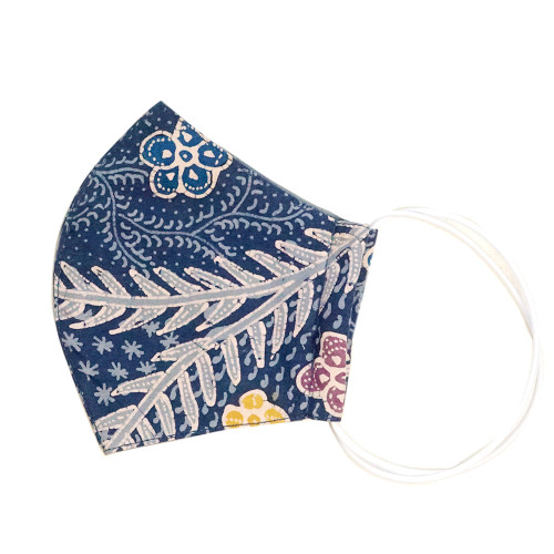 Reusable Face Mask (S (Kids)) - Batik 62