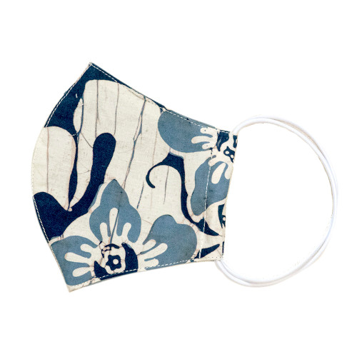 Reusable Face Mask (S (Kids)) - Batik 65