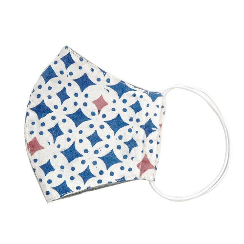 Reusable Face Mask (S (Kids)) - Batik 66