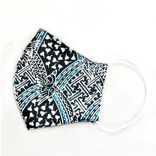 Reusable Face Mask (M) - Batik 67