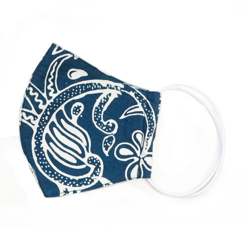 Reusable Face Mask (M) - Batik 68