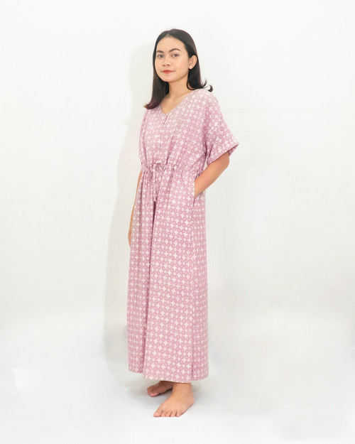 Home Dress - Rosy Pink
