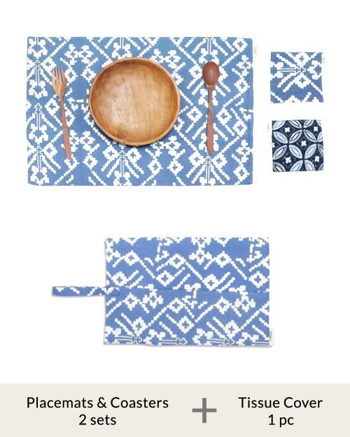 Home Items Bundle Set A - Batik 1