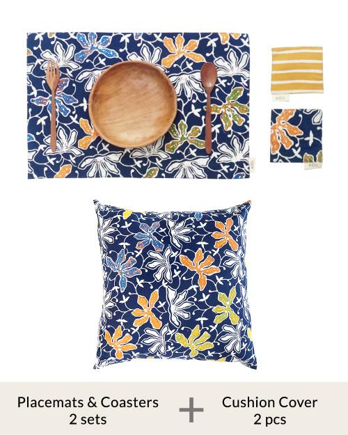 Home Items Bundle Set B - Batik 1