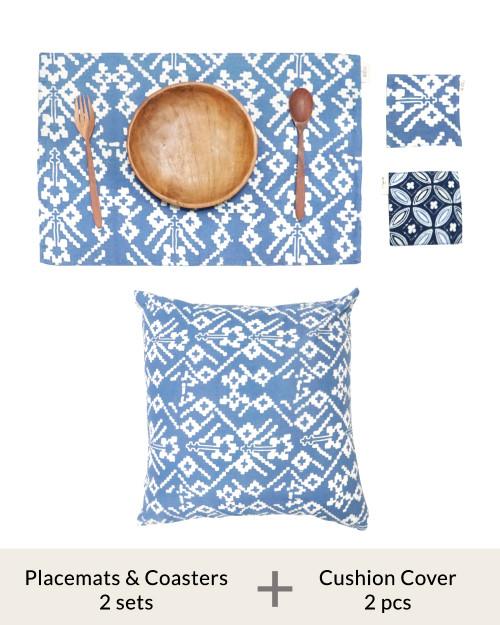 Home Items Bundle Set B - Batik 2