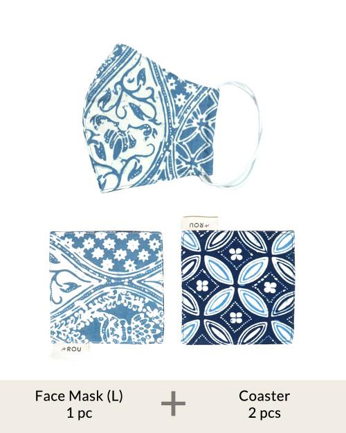 New Normal x Home Item Bundle - Batik 1