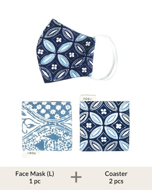 New Normal x Home Item Bundle - Batik 2