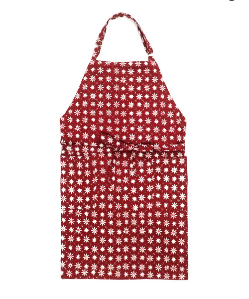 Apron - Red Star