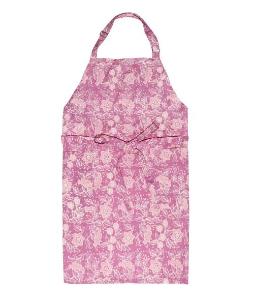 Apron - Pink Peony