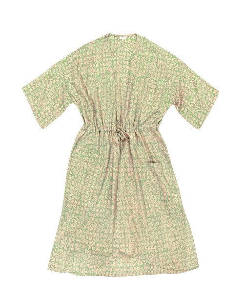 Outerwear - Summer Jasmine on Green